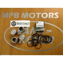 DEFENDER 90 BEARMACH FRONT BRAKE CALIPER PISTON AND SEAL REPAIR KIT