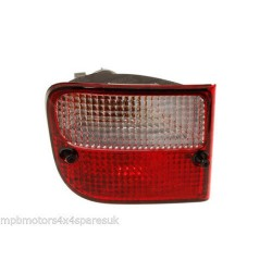 Freelander 1 OEM N/S Rear Bumper Light Fitting 04-06 XFB500190X