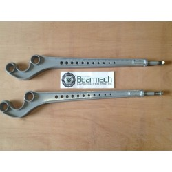 Land Rover 90/110 Front 3º Cranked Radius Arms BA3671R