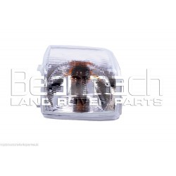 Discovery 1 300 Tdi V8 O/S Front Clear Indicator Lens AMR6512