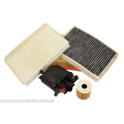 Freelander 2 2.2 Td4 Service Filter Kit BK0056