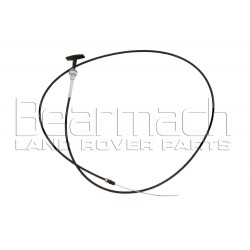 Land Rover Defender Bonnet Release Cable RHD