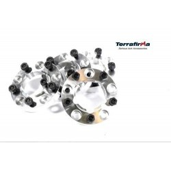 Terrafirma 30mm Aluminium Billet Wheel Spacers