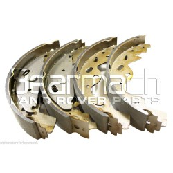 Freelander 1 Rear Brake Shoes
