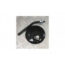 Land Rover Series 1/2/3 Wing Mirror Round Head & Arm Complete