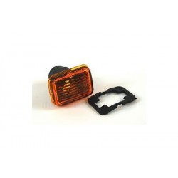 Discovery 1 OEM Amber Side Wing Repeater Indicator Lamp Lens PRC9916