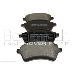 Freelander 1.8 K Series Front Brake Pads TD4/V6 1997-2001