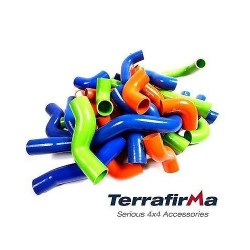 Terrafirma Defender 300 TDi Silicone Turbo Intercooler Hose Kit