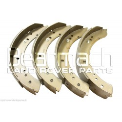 Defender 110 Mintex Rear Brake Shoes Salisbury Axle STC359 STC2797