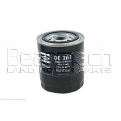 Discovery/Defender 90 2.5D/Td 200/300Tdi/V8 Mahle Oil Filter ERR3340