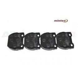 Defender 110 300 Tdi/Td5 Puma Mintex Rear Brake Pads