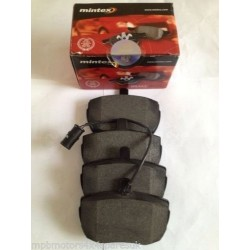 Discovery 1 200 Tdi V8 all Models 89-98 Mintex Front Brake Pads