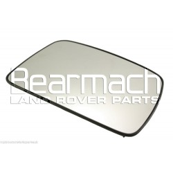 Discovery 3 R/H Drivers Side Convex Door Mirror Glass