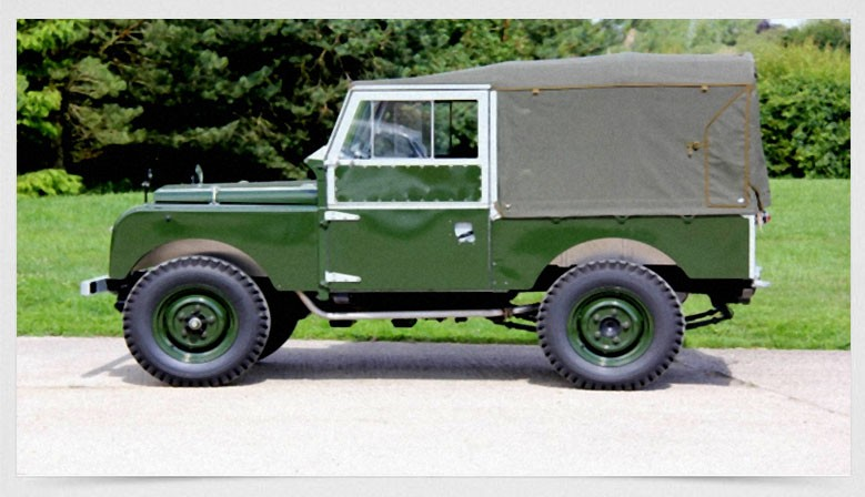 Series Land Rover Spare Parts