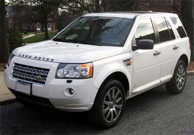 Freelander 2 Parts and Accessories