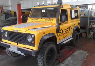 Defender Parts and Accessories